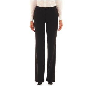 NWT Worthington Modern Fit Trouser Leg Dress Pants